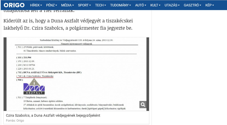 Még kínosabb! – Az origo.hu átjavította a Nagykőrösről szóló cikkét