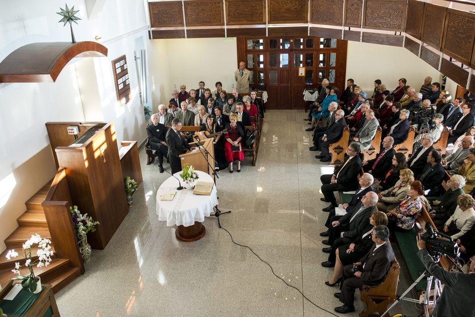 Ünnepség Tisza István születésének 155. évfordulója alkalmábólNagykovácsiban
