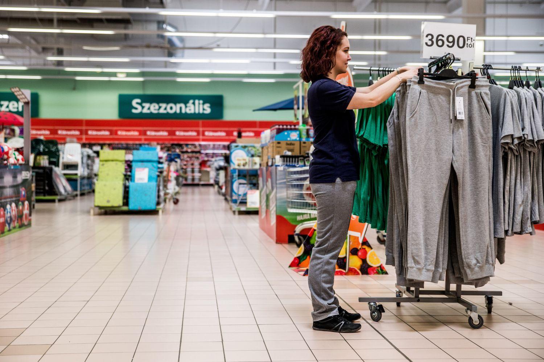 Király nemcsak Franciaországot, a budaörsi bevásárlóközpontot is meghódította
