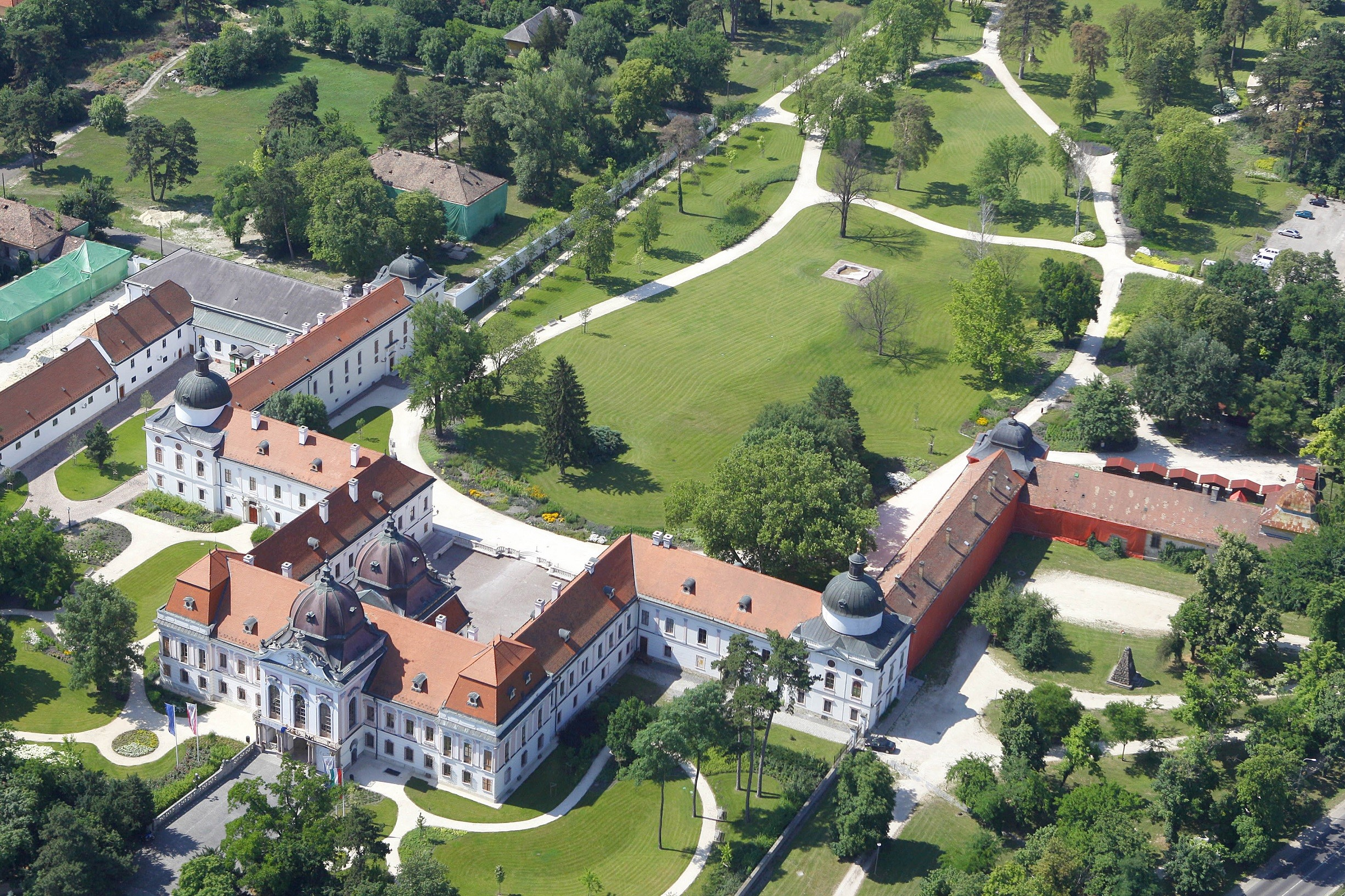 20 éve nyílt meg a Gödöllői Királyi Kastély