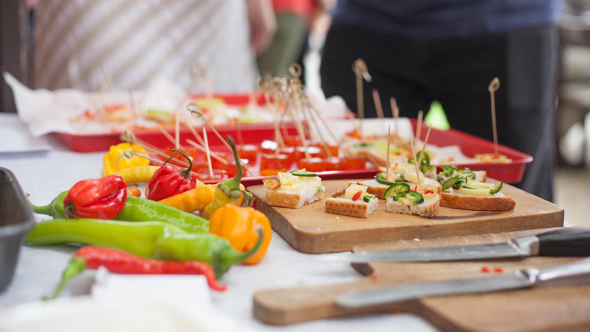 Lecsó, chili, patchwork - fesztiválok tömkelegét rendezik a megyében