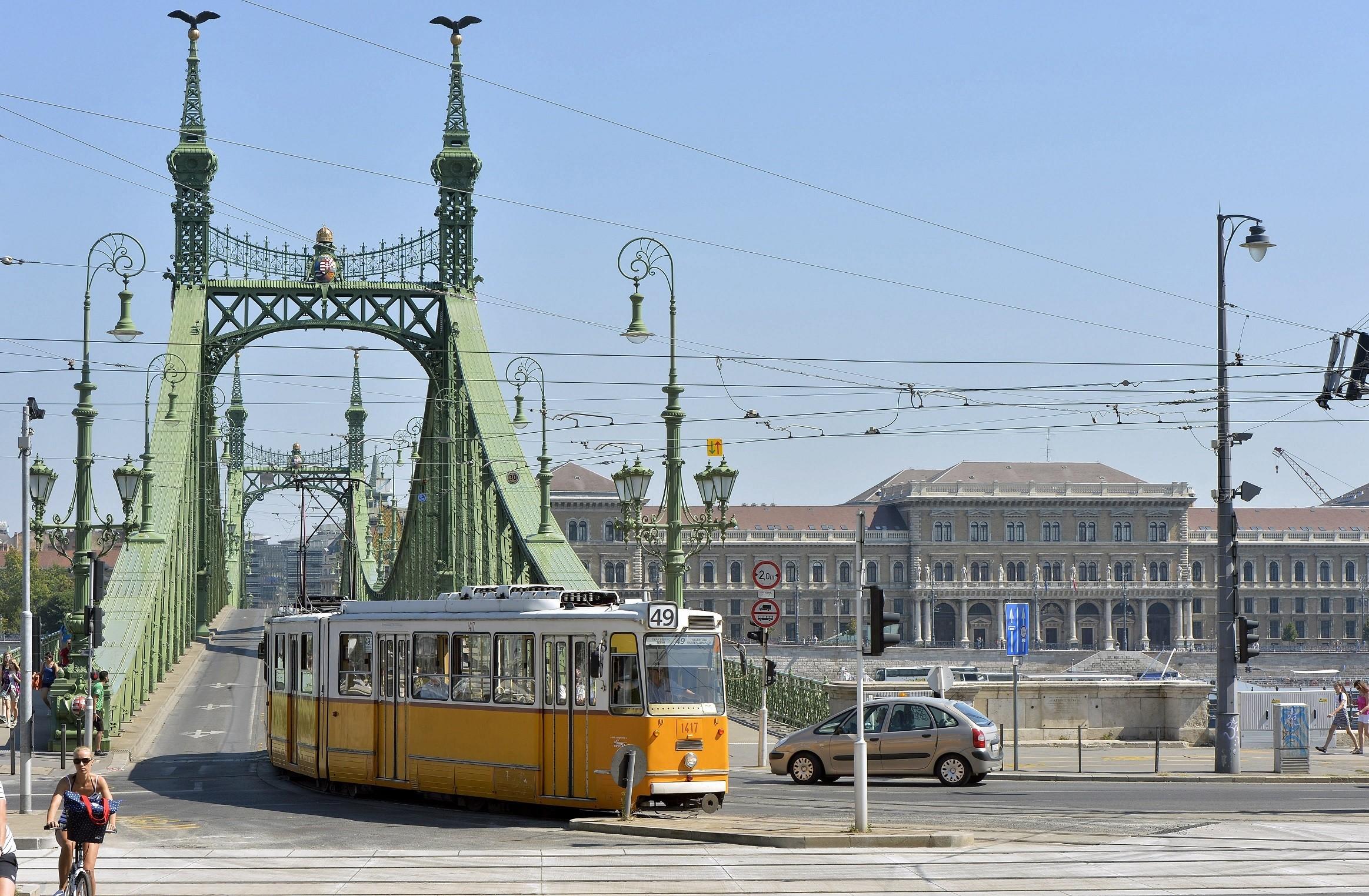 Újra járnak a villamosok Dél-Budán