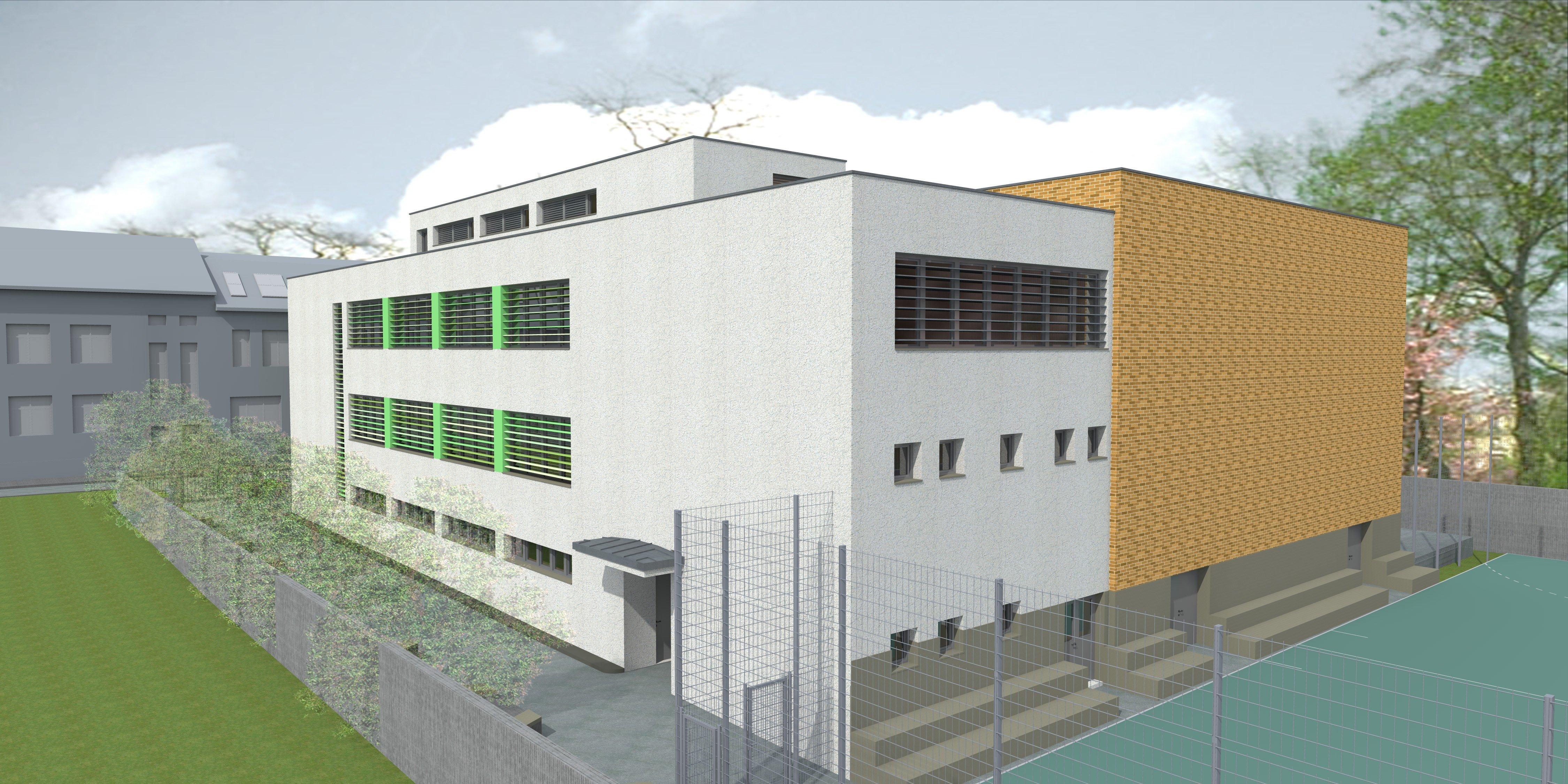Új iskola és sportcsarnok épül Dunakeszin