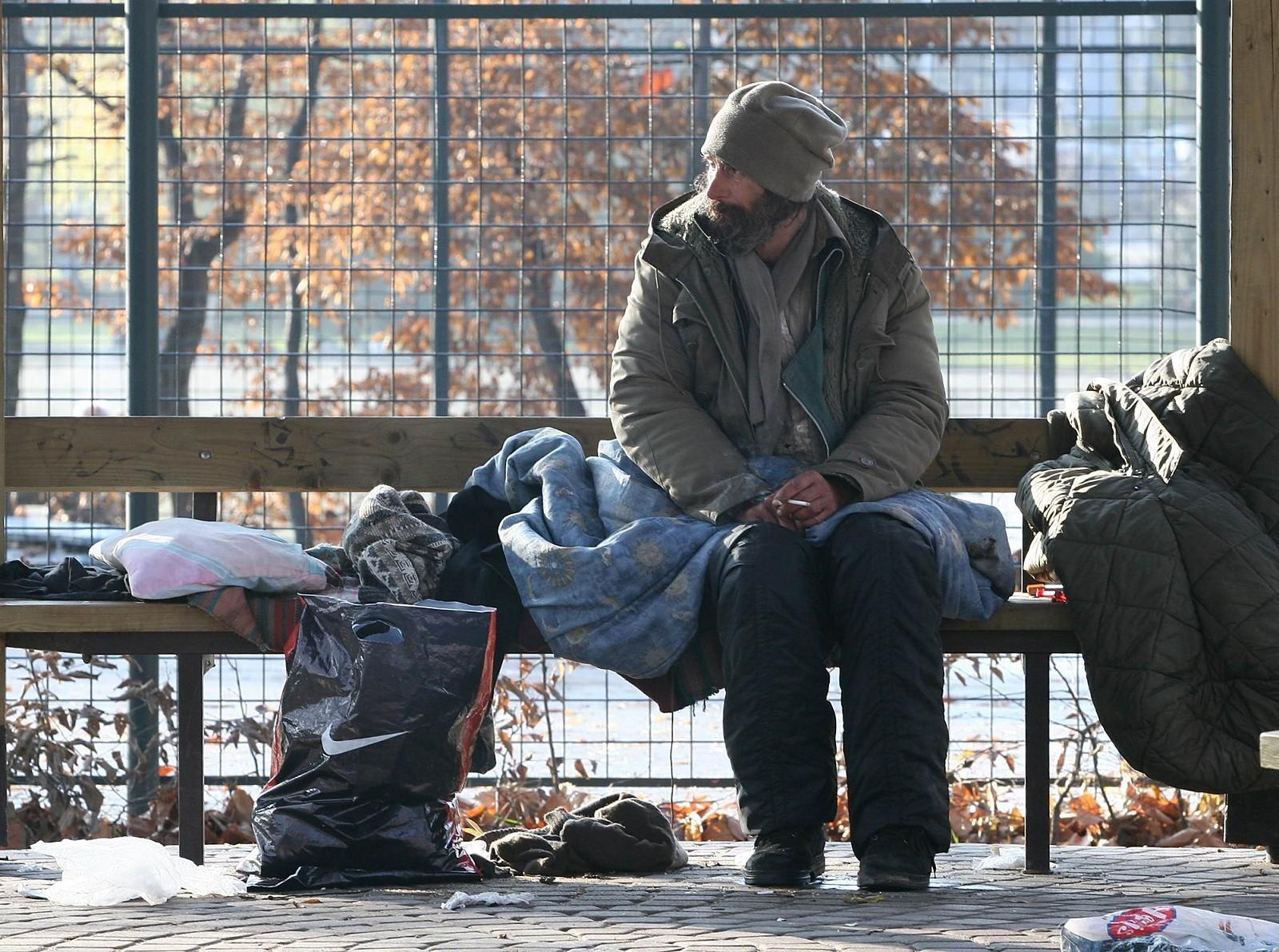 Jelenleg 15 ezer hajléktalan lehet Magyarországon  Pestpilis