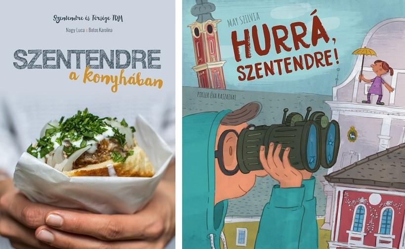 Könyveket adtak ki (nem csak) szentendrei lokálpatriótáknak