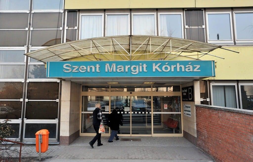 Komoly fejlesztések előtt az óbudai Szent Margit Kórház