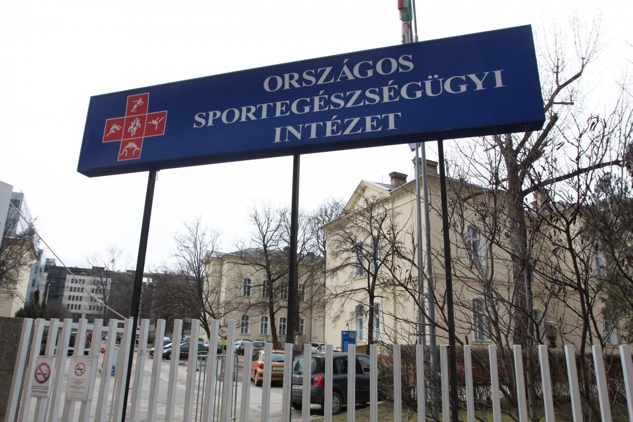Sportkórház: ideiglenes helyből új otthont varázsolnak