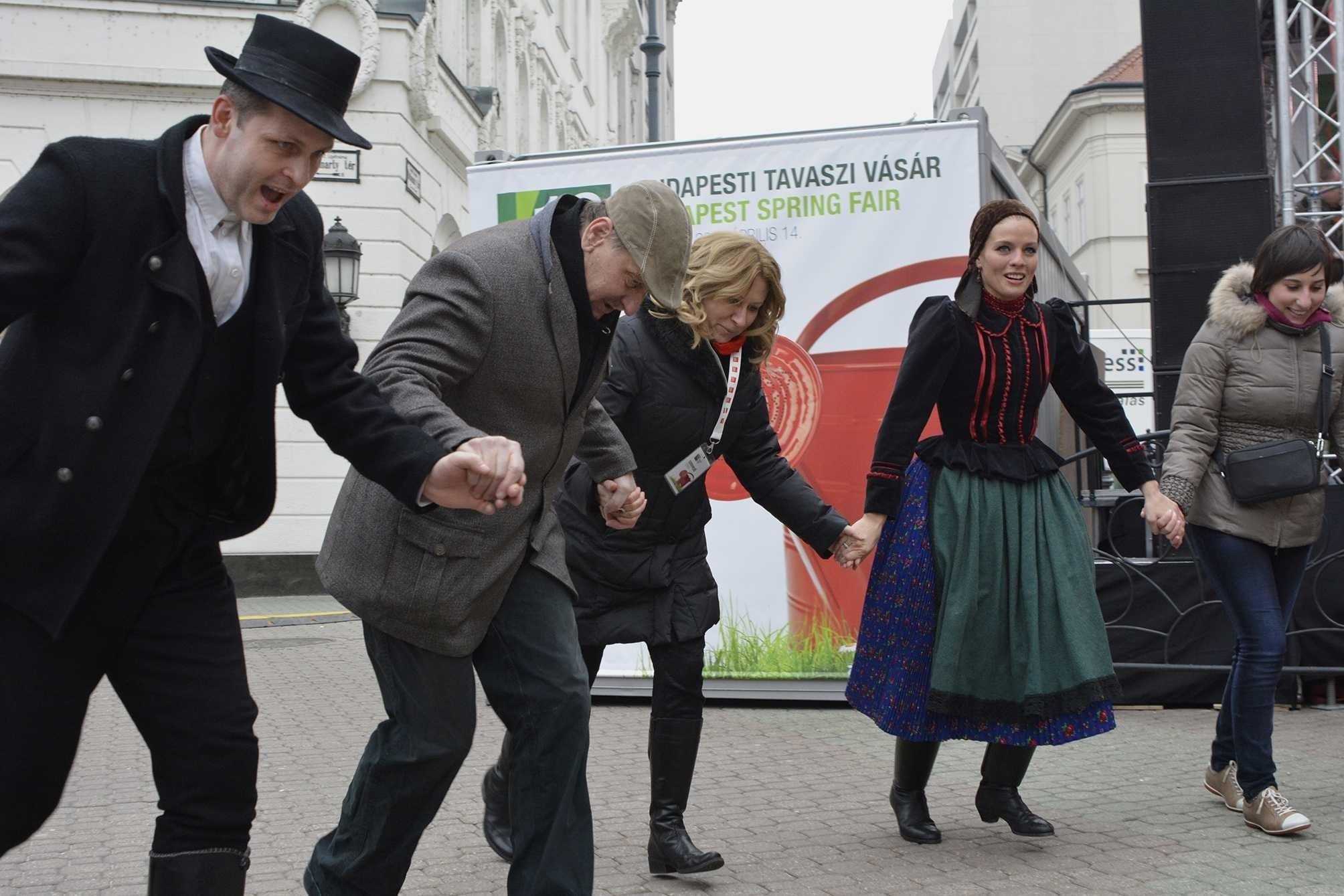 Közel száz produkciót és 83 kiállítót vonultat fel a Budapesti Tavaszi Vásár