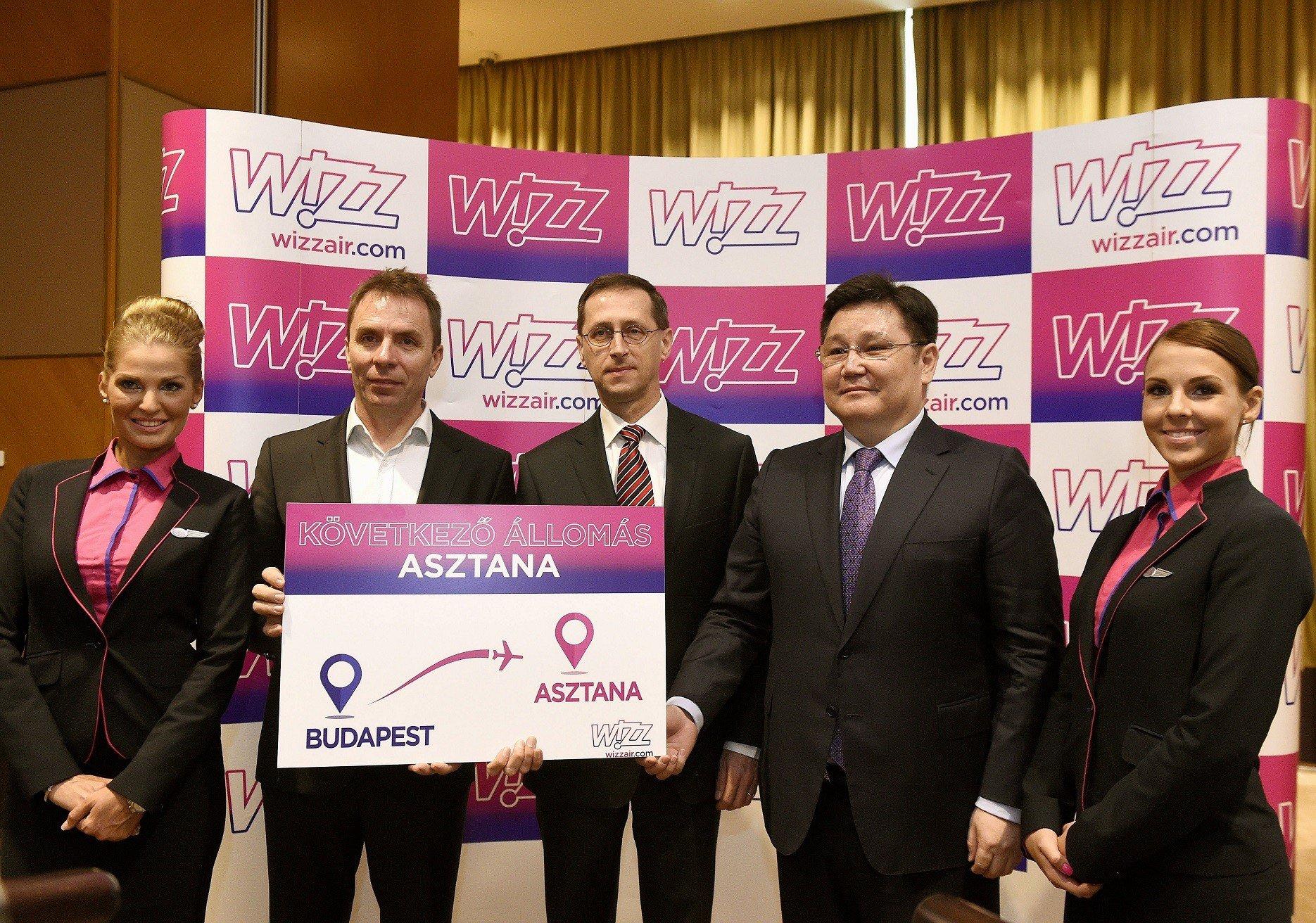 Új országba indul rendszeres repülőjárat Budapestről: vár minket Kazahsztán