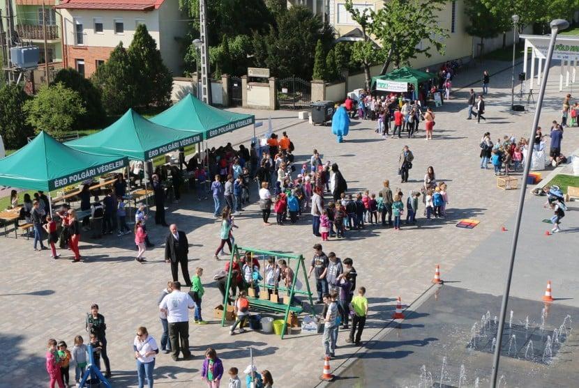 Kétnapos gyerekrendezvénnyel készül Érd a Föld Napjára