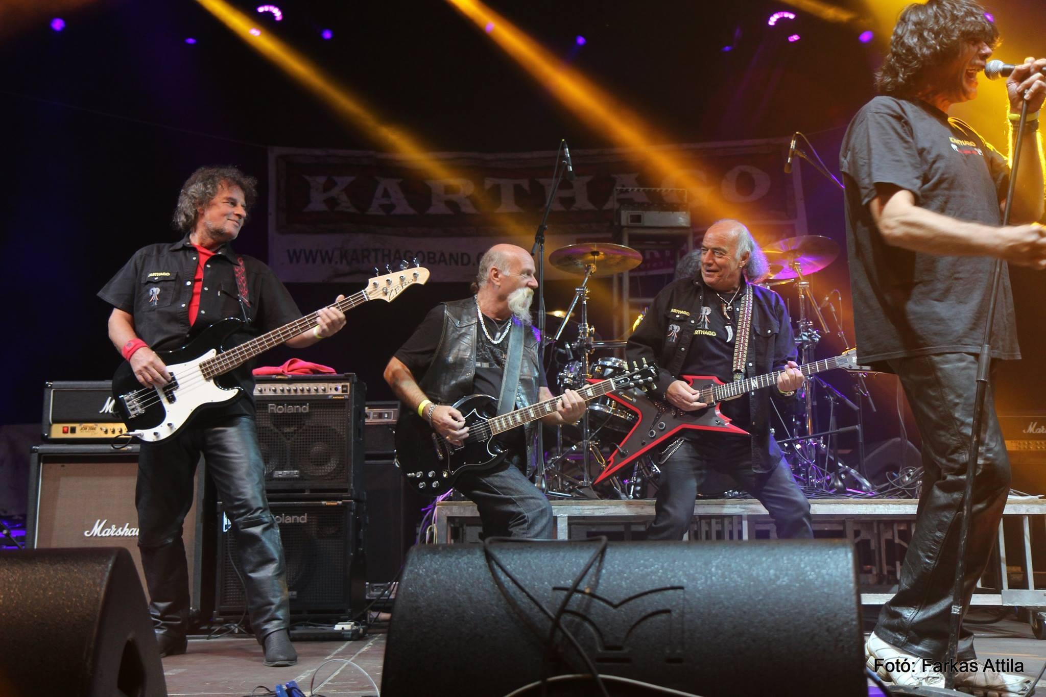 Visszafoglalják a magyar rocklegendák a Várkert Bazárt