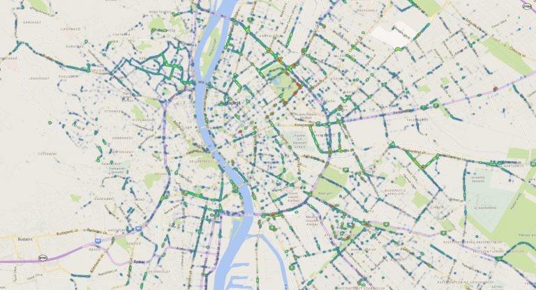 Kátyútérképet készített Budapest útjairól a népszerű navigációs alkalmazás