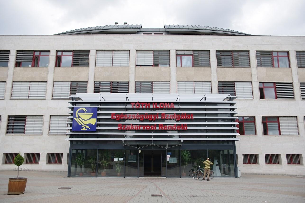 A Tóth Ilona rendelőintézetbe költözik a csepeli tüdőszűrő