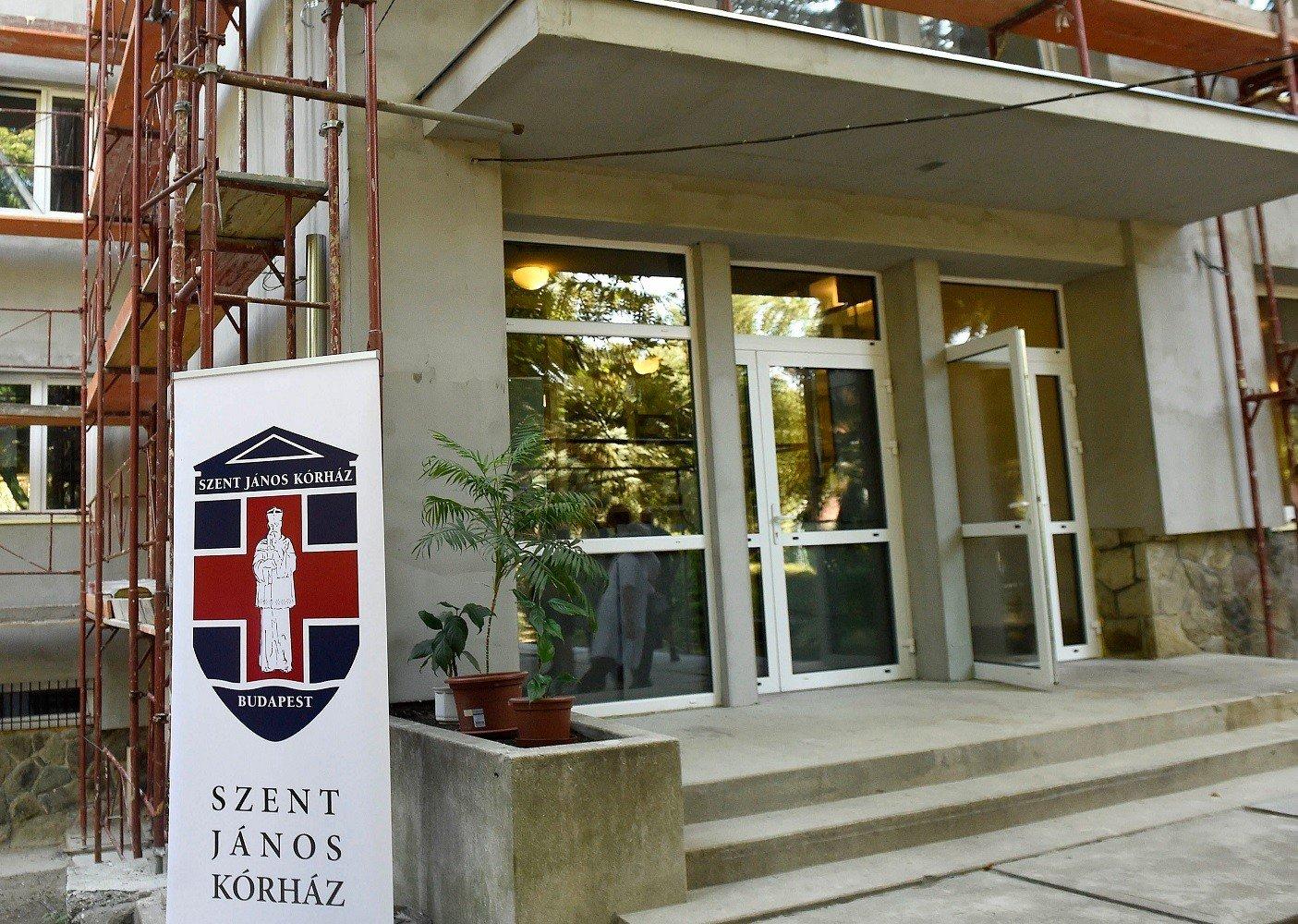 Lokálpatrióták kezdeményezésére újul meg a Szent János kórház