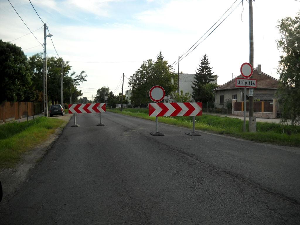 Ez a nyolc Pest megyei település nyerte el a legnagyobb támogatást útfelújításra