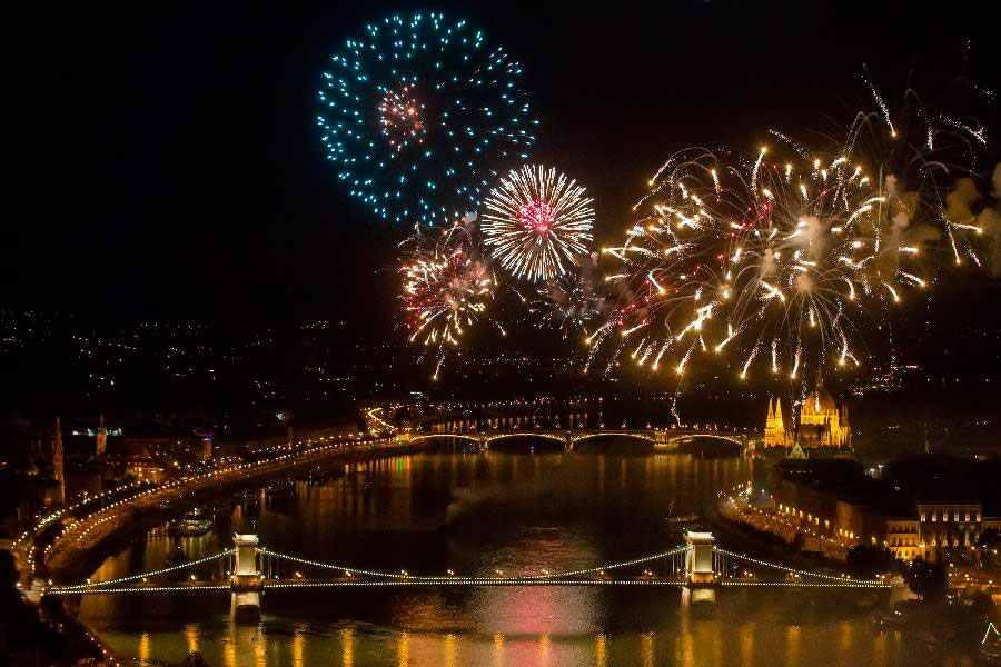 Minden eddiginél látványosabb lesz az augusztus 20-i tűzijáték