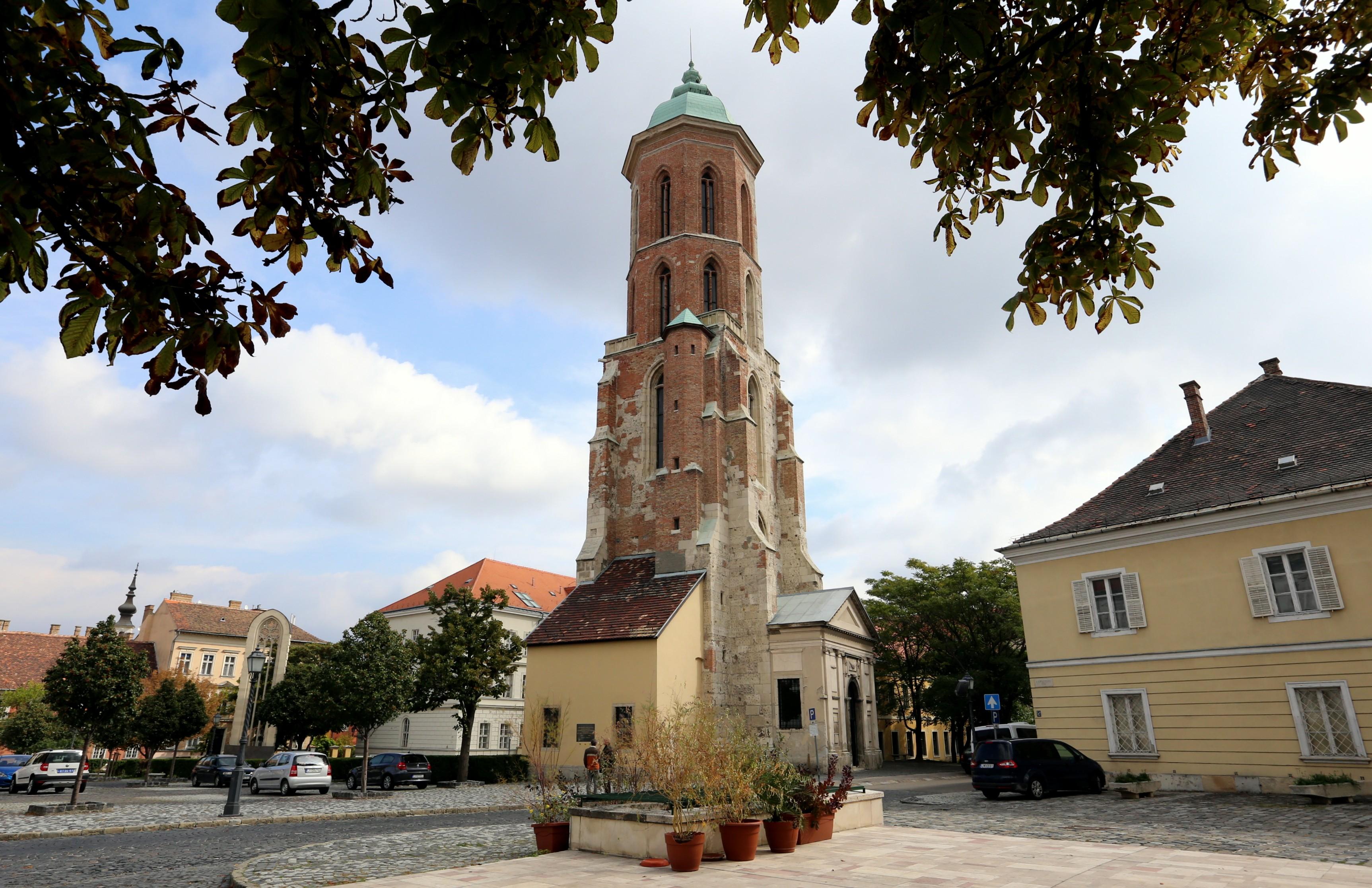 Hatszázéves torony vált újra látogathatóvá a budai várban