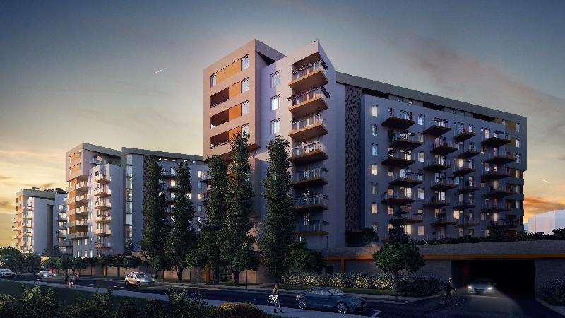 Hat helyszínen épít több mint 1500 lakást a Cordia Budapesten