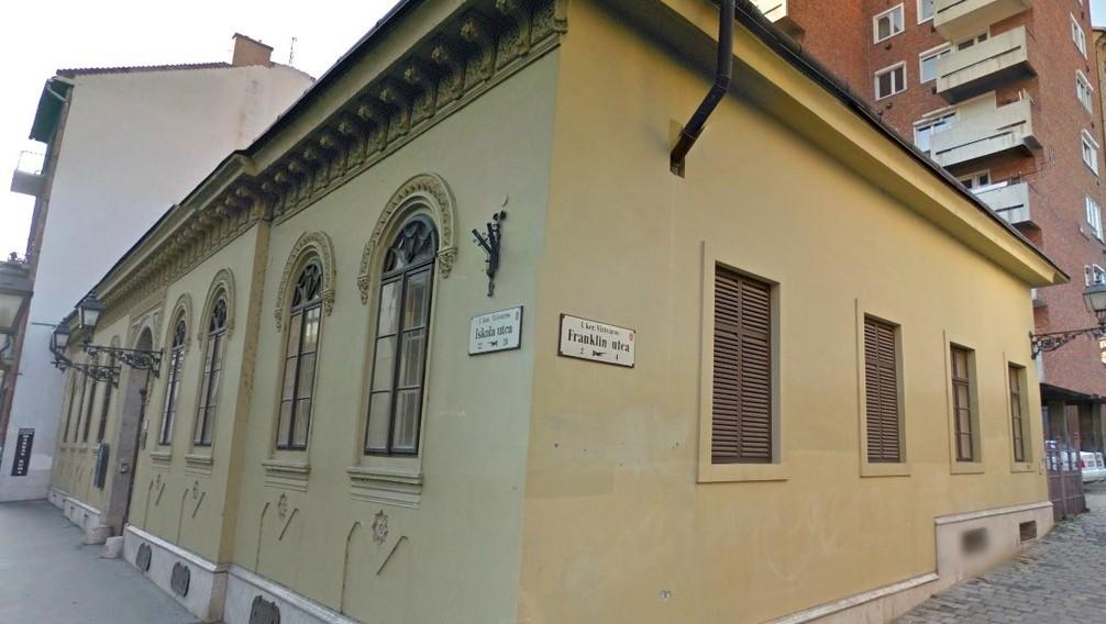 Jókai Anna emlékére nyitottak kulturális szalont a Vízivárosban