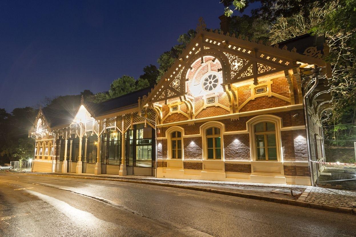 Egész napos bulival születik újjá az első budai villamos végállomása