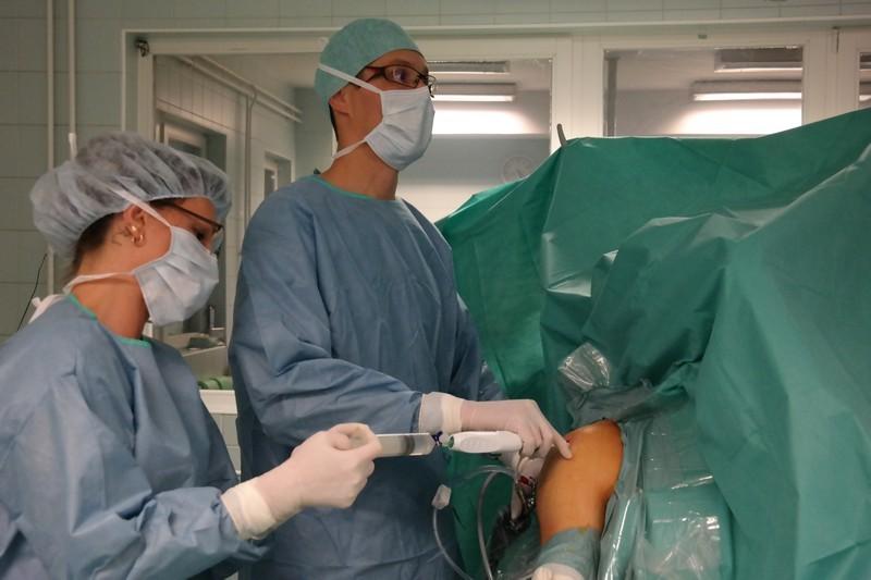 Új alapokra helyezi a vállkezelést egy lelkes budaörsi orvoscsapat