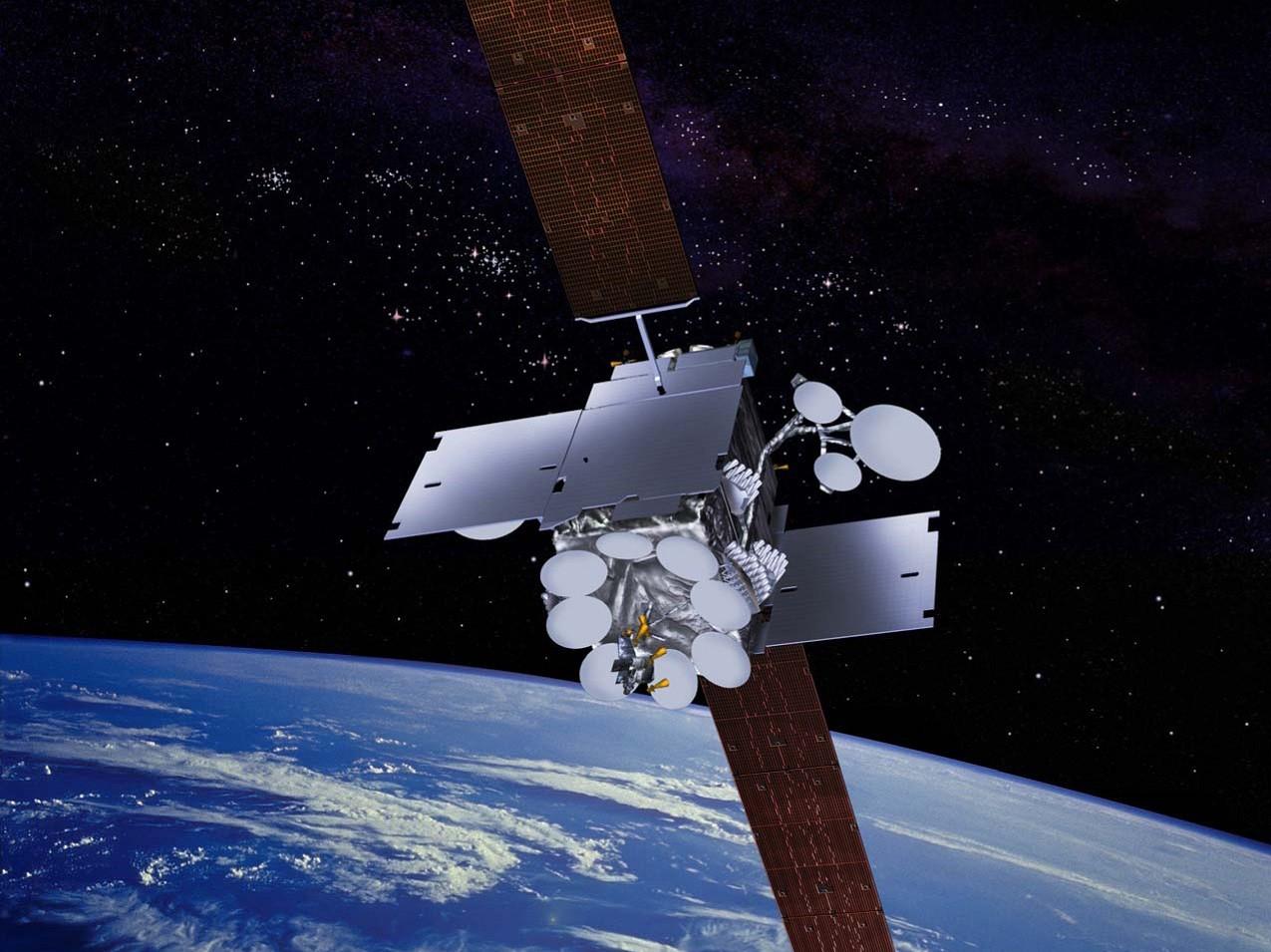 Afrika felett lebegnek a magyarok legfontosabb műholdjai