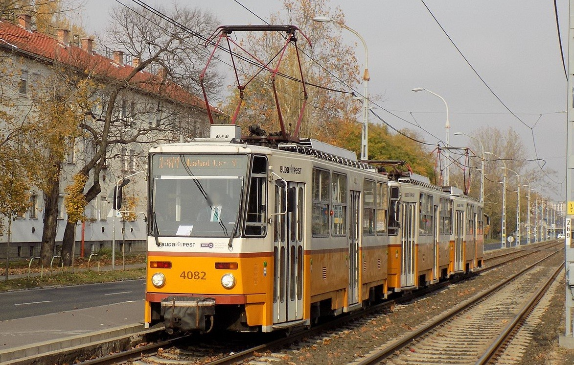 Átadták az angyalföldi vasutat a tömegközlekedéssel összekötő beruházást