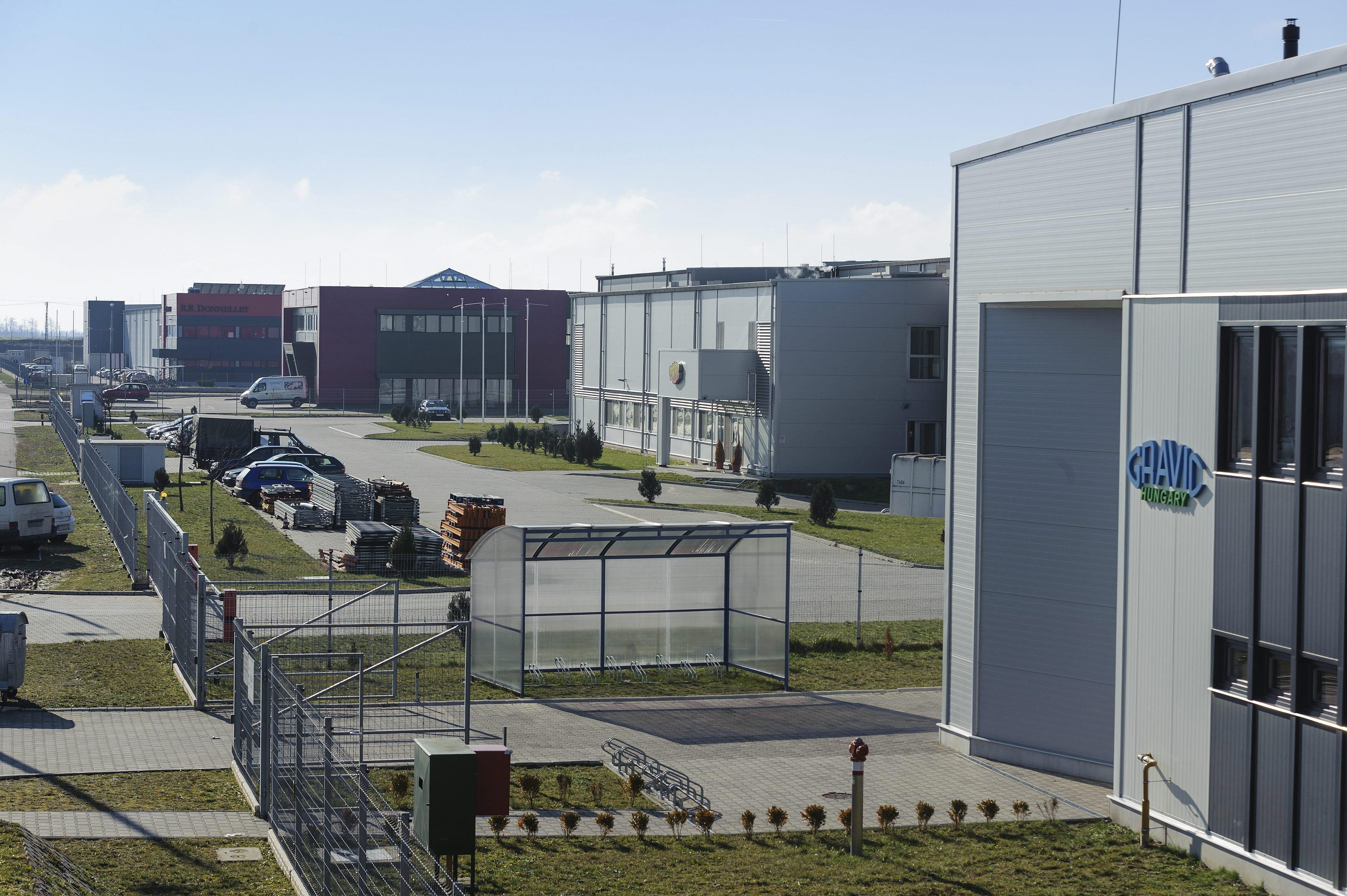 Pályázat nyílt a Pest megyei iparterületek fejlesztésére