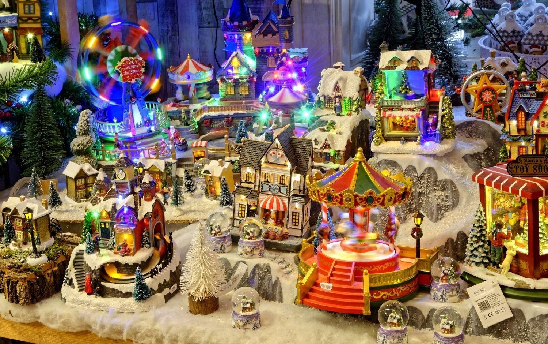 Garantált az ünnepi hangulat a gödöllői Karácsonyházban