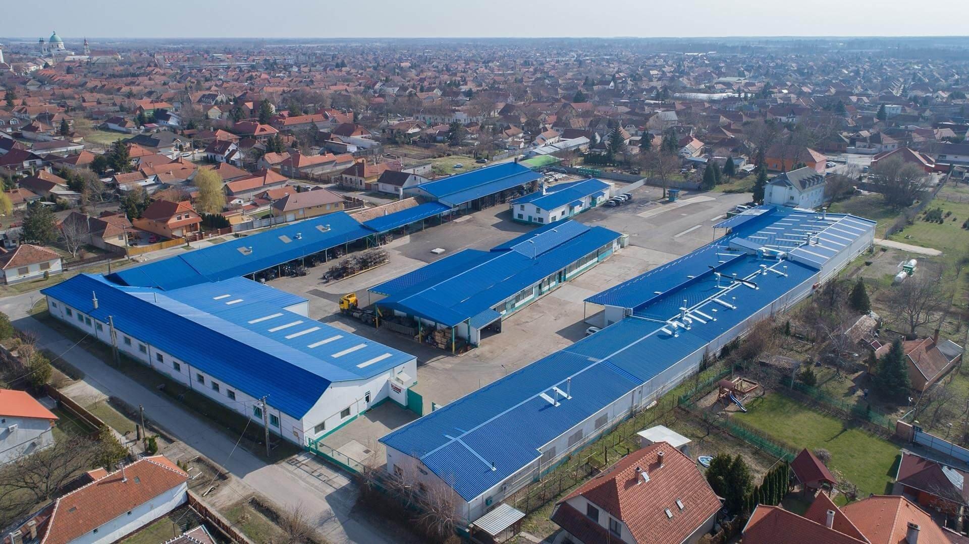Harmadik üzemét építette fel 20 év alatt egy hazai vállalkozás