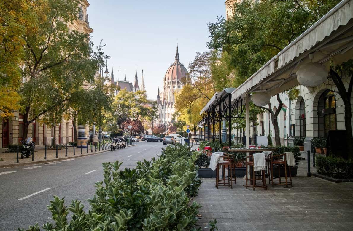 A nyolcadik legnépszerűbb európai úticél Budapest