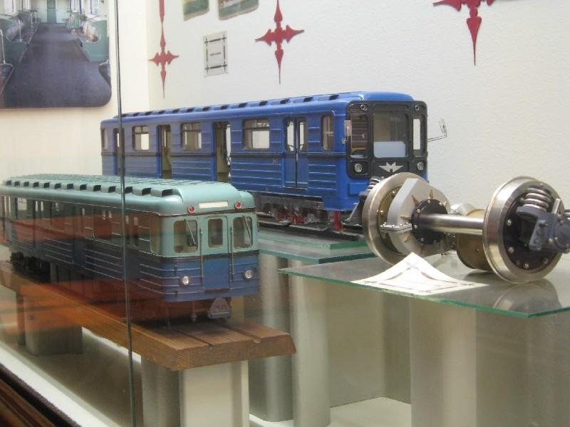 Föld alatti kiállítás ünnepli az 50 éves BKV-t