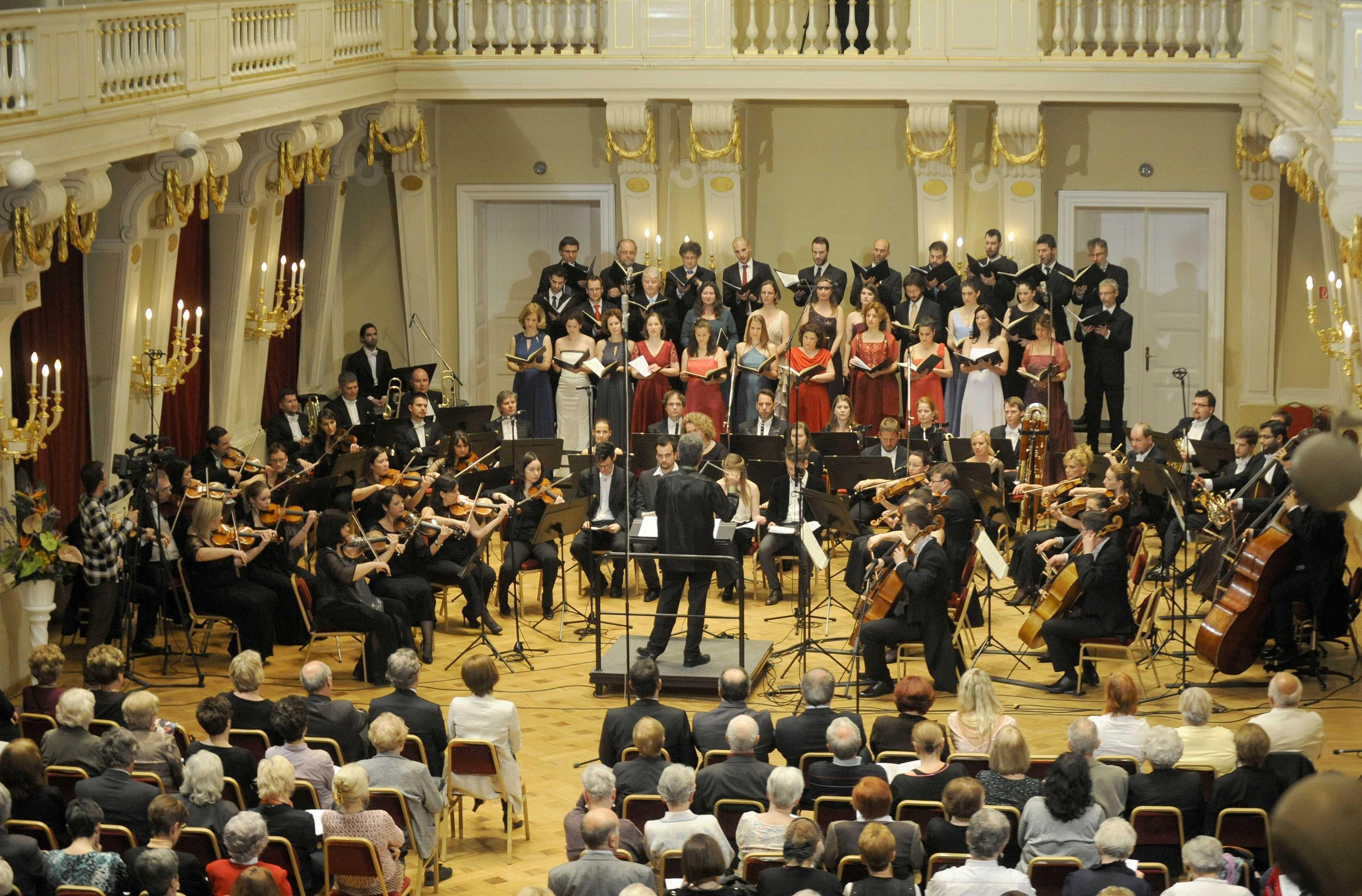 Hangversenyekkel ünnepel a 25 éves Budafoki Dohnányi Zenekar