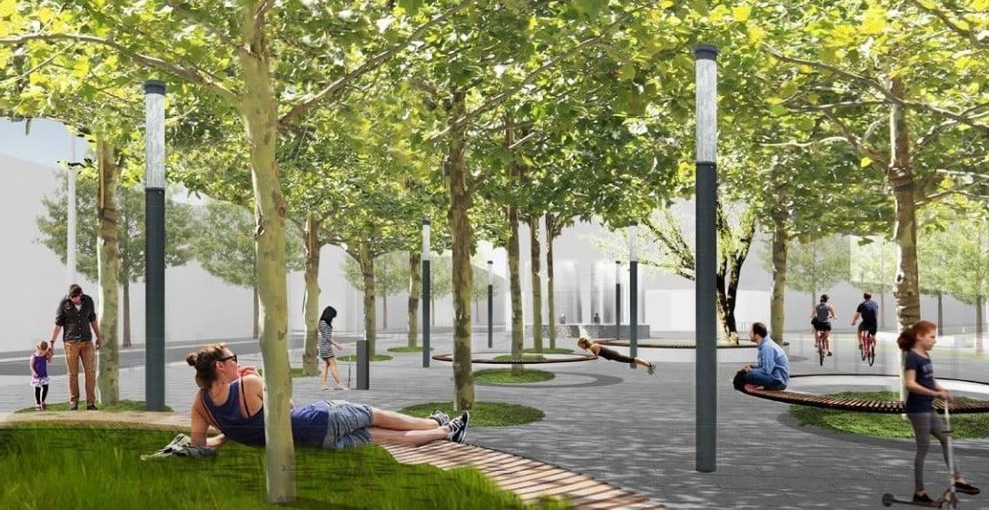 A helyiek dönthetnek egy megújuló és egy születő parkról Óbudán