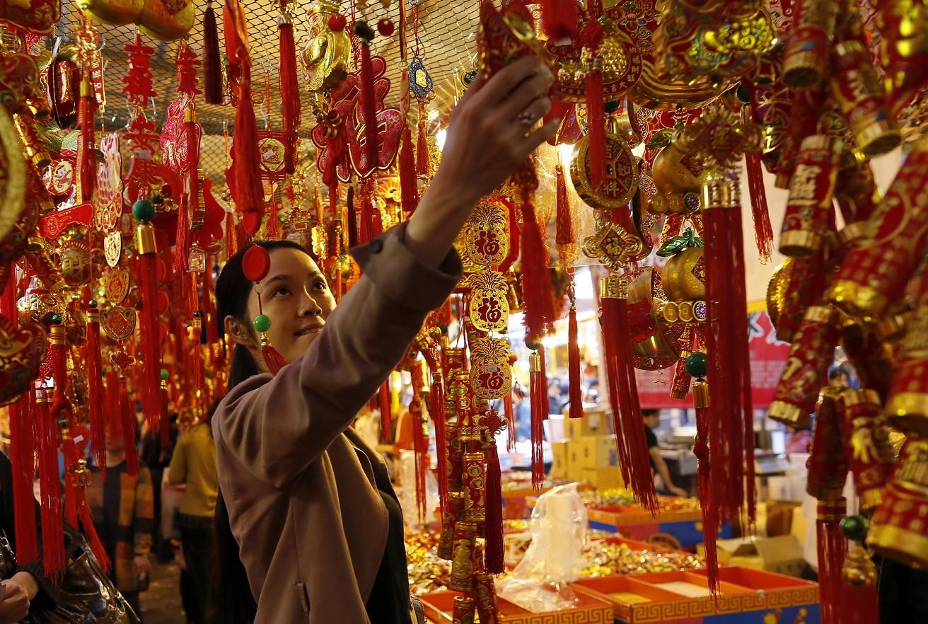 Vecsésen ünneplik meg a kínai holdújévet