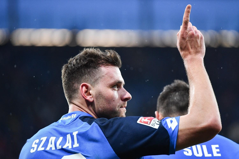 Ez igen! Magyar csatár duplája döntött a Bundesligában