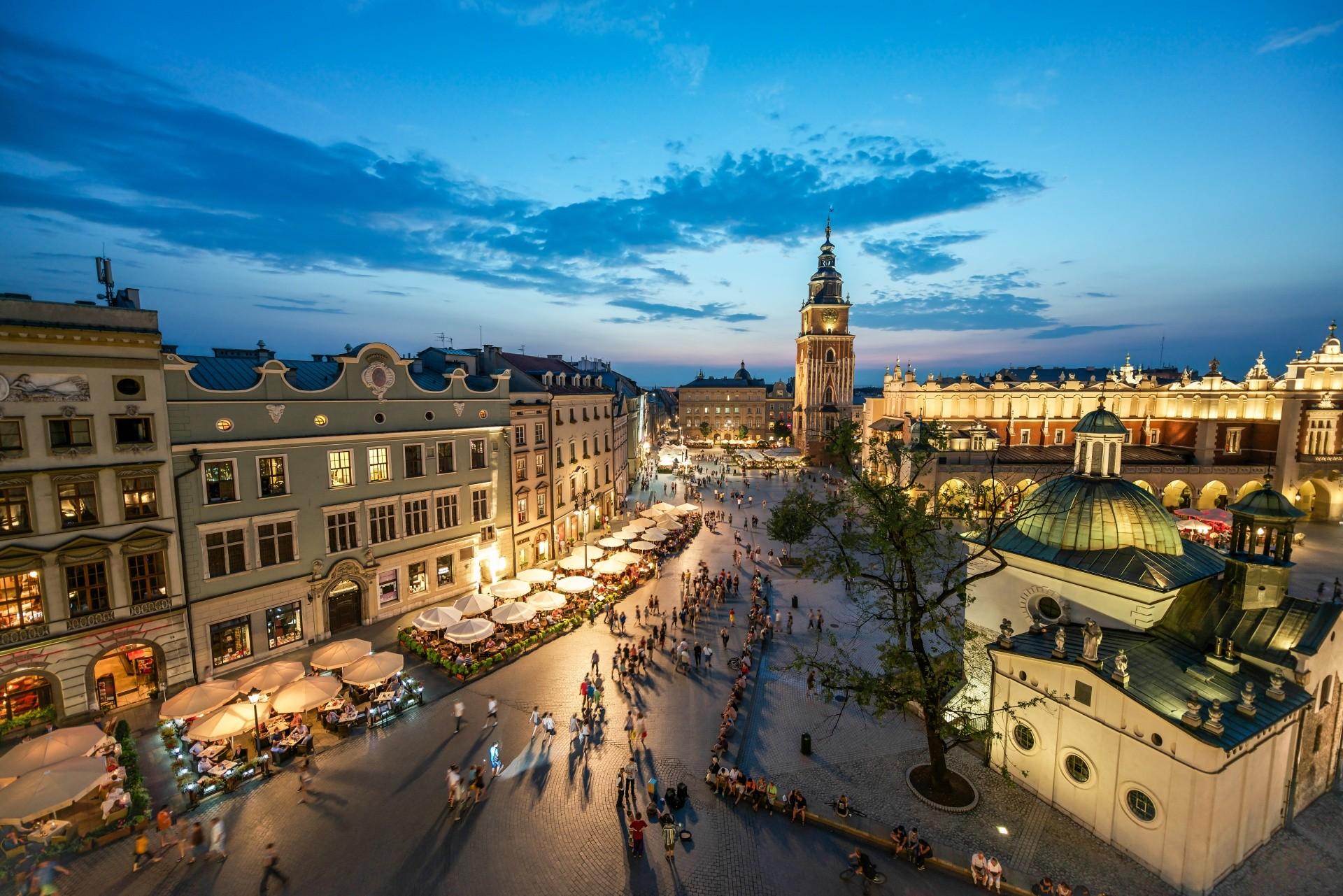 Újra lesz repülőjárat Krakkó és Budapest között