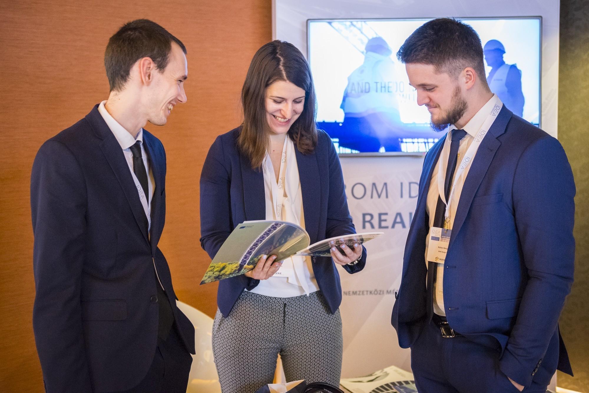 Működik az összefogás! – ezt üzente az IDEA Conference 2018