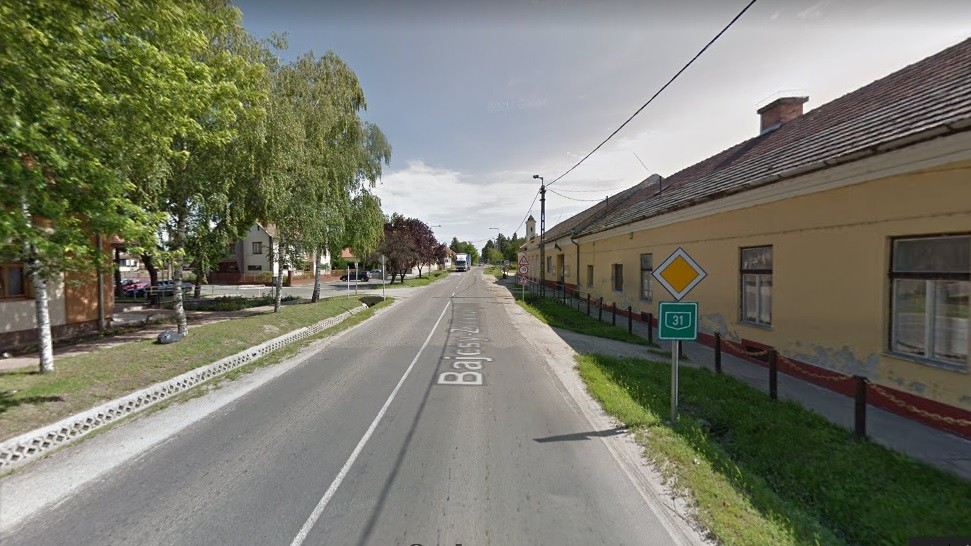 Az EuroAszfalt újítja fel a Tápiószecsőn áthaladó 31-es főutat