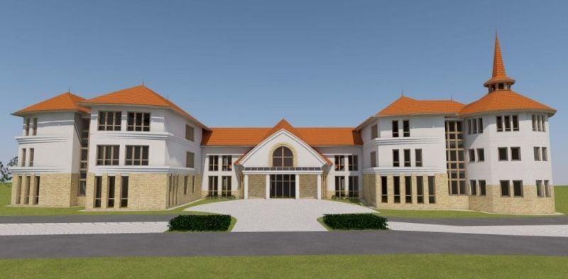 Tizenöt tantermes katolikus gimnázium épül Veresegyházon