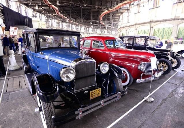 Veteránjármű-kiállítást tartanak a Vasúttörténeti Parkban
