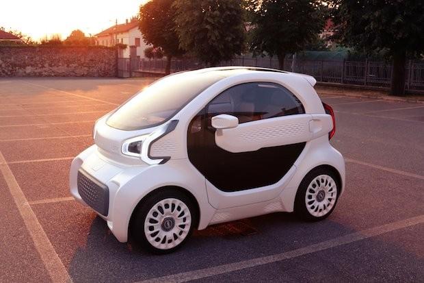 Kétmillióért lehet majd 3D-nyomtatott elektromos autót venni