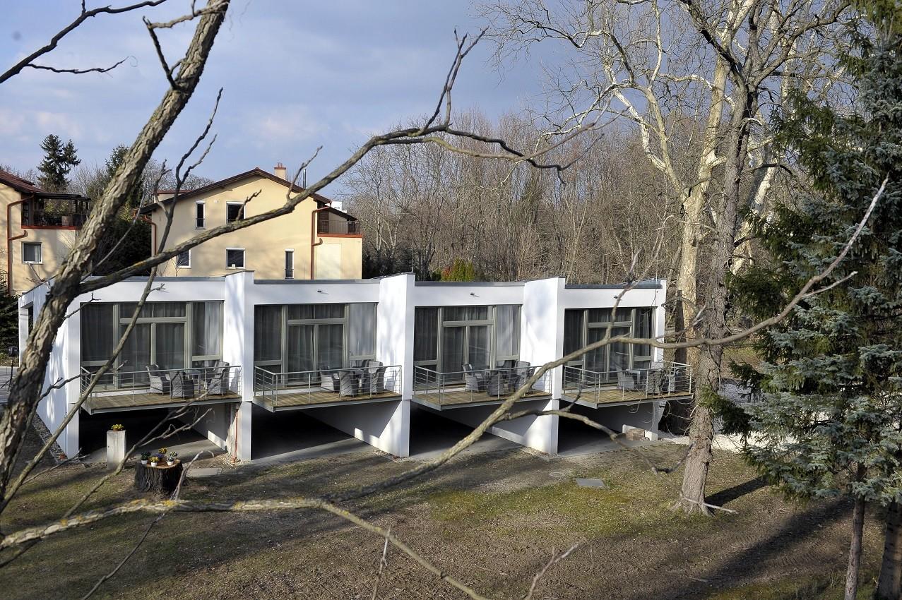 Négy lakrészes vendégházzal gyarapodott Szentendre művésztelepe