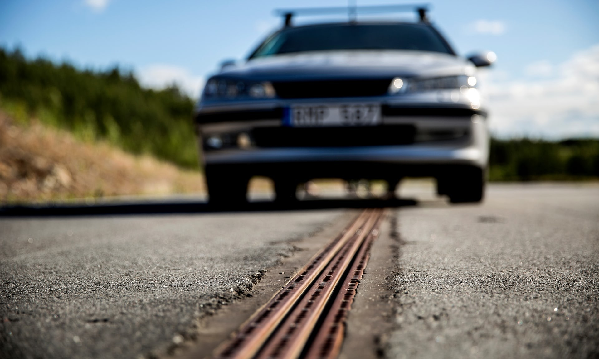 Vágánnyal szerelnék fel Svédország útjait az elektromos autóknak