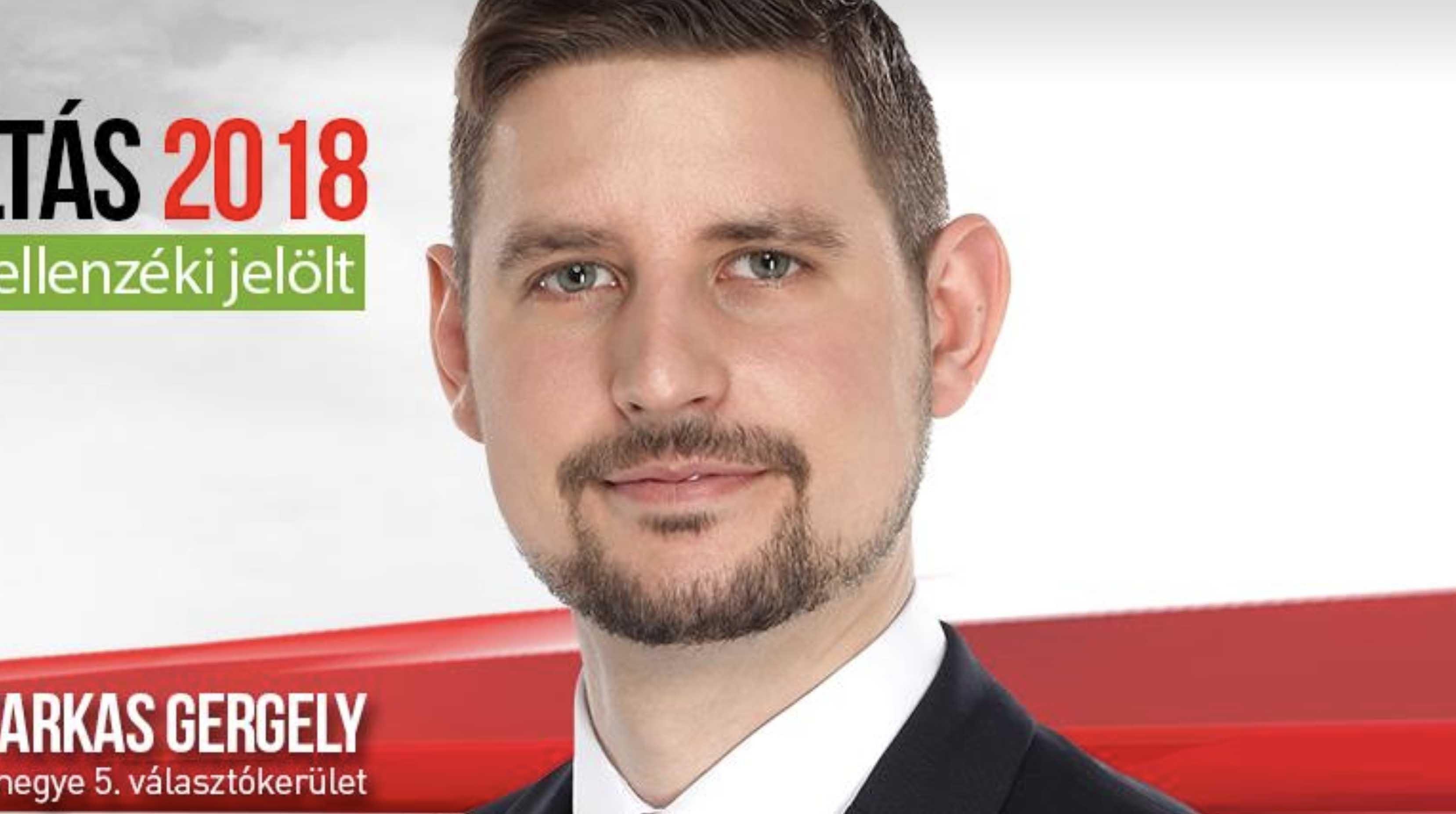 Totál elbillent a keceli Jobbikos körszakáll