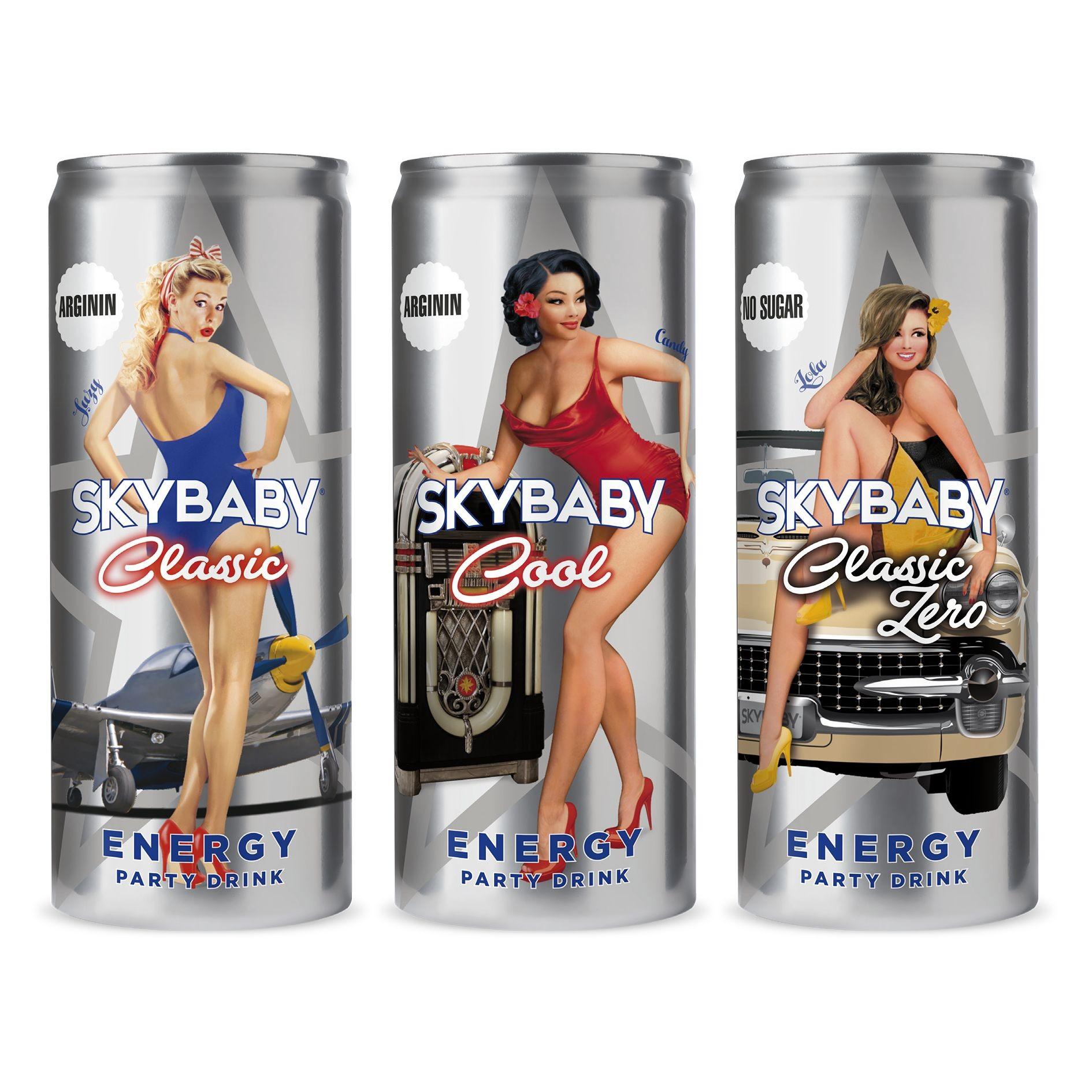 Skybaby: megérkezett az energiaitalok legújabb generációja
