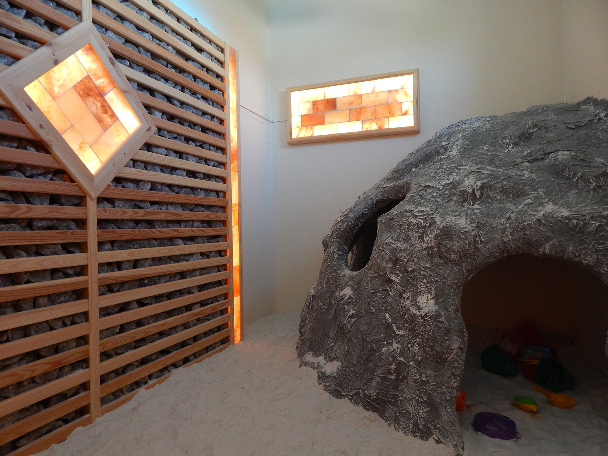 Egészséges sószobában játszhatnak a kisgyermekek Érden