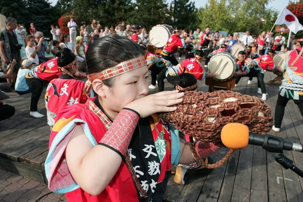 25 éve sikeres a megyében az egyik legnagyobb nemzetközi folklór fesztivál