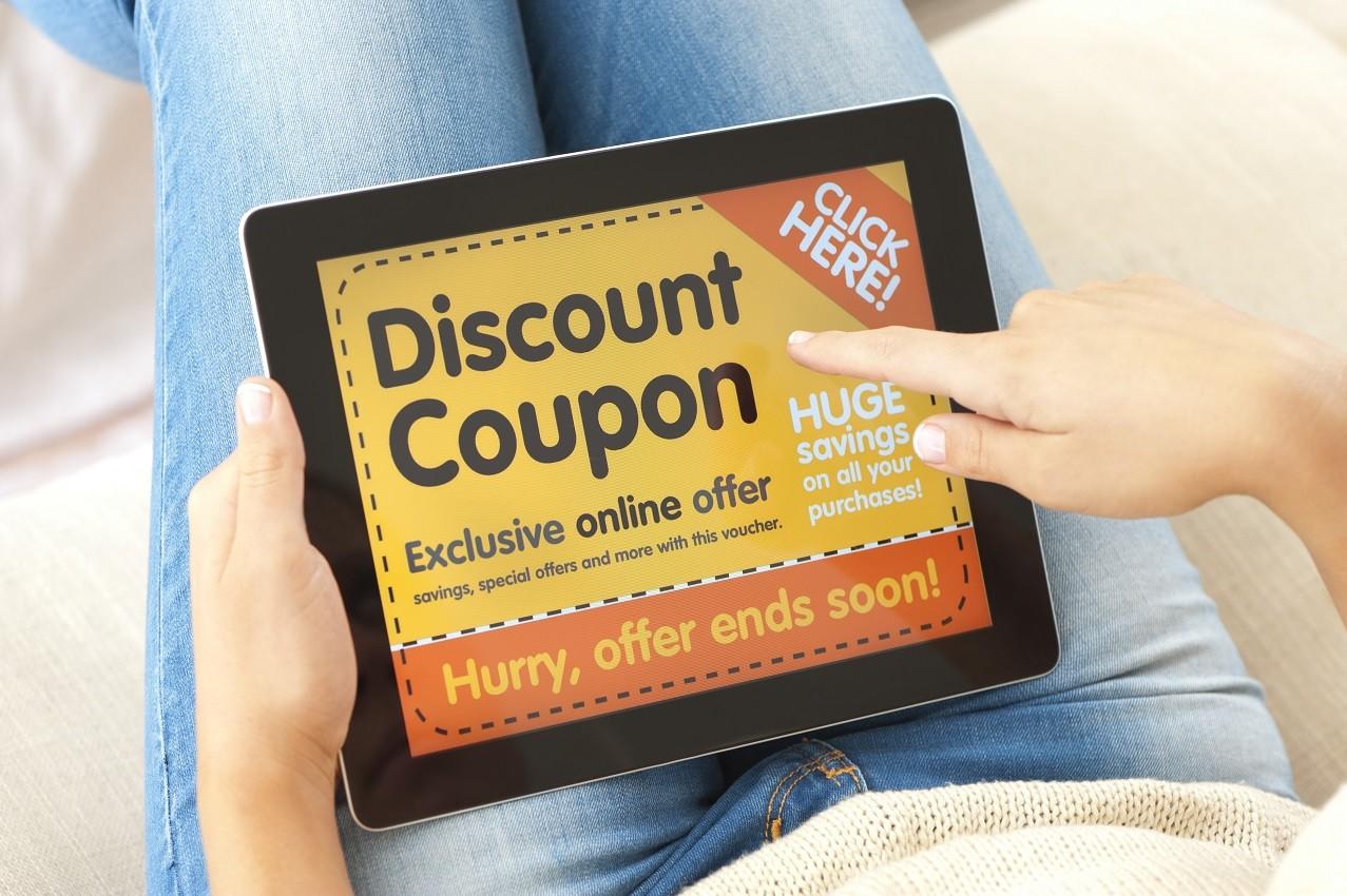 Minden korábbinál többen és többet költünk online kuponokra