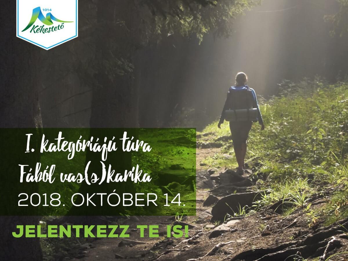 Október 14-én ismét Első lépés a természetbe! túra indul Kékestetőről